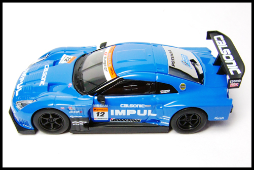KYOSHO_2009_Super_GT_IMPUL_CALSONIC_GT-R14