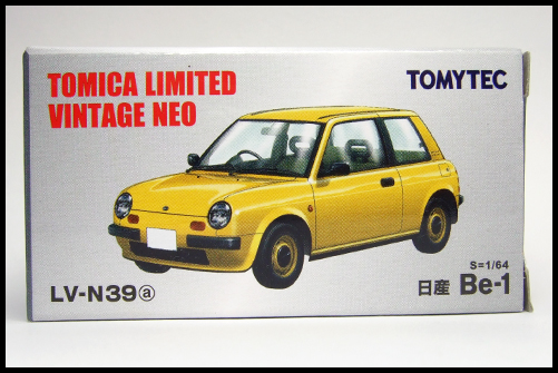 TOMICA_LIMITED_VINTAGE_NEO_NISSAN_Be-1_1