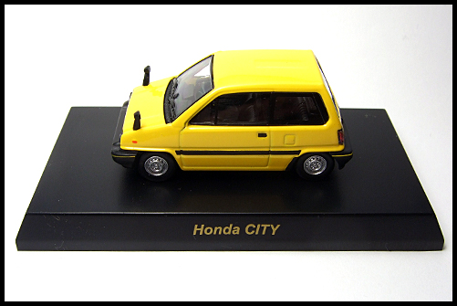 KYOSHO_Honda_COLLECTION_CITY_YELLOW_1