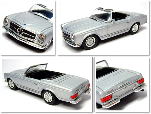 KYOSHO_Mercedes-Bentz_Typ_280_SL_Silver_8