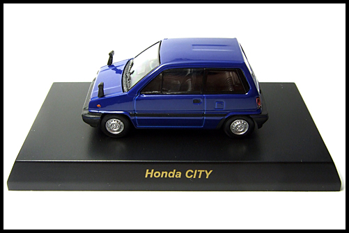 KYOSHO_Honda_Minicar_CITY_BLUE_1