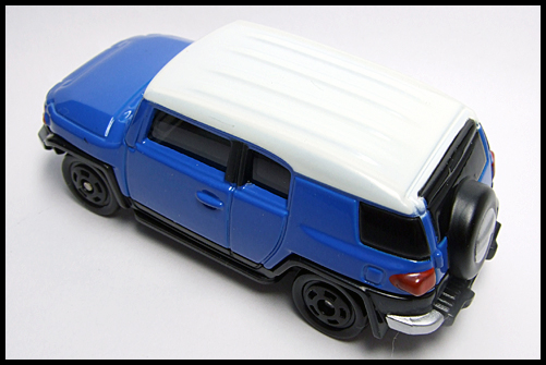 TOMICA_85_TOYOTA_FJ_CRUISER_FIRST_1