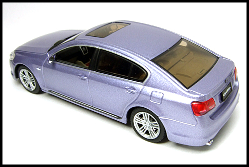 KYOSHO_J-Collection_LEXUS_GS_450H_BLUE_1