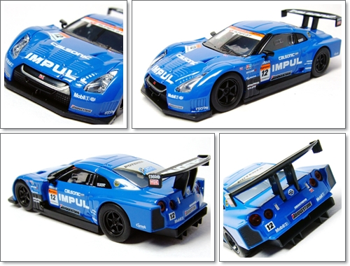 KYOSHO_2009_Super_GT_IMPUL_CALSONIC_GT-R9