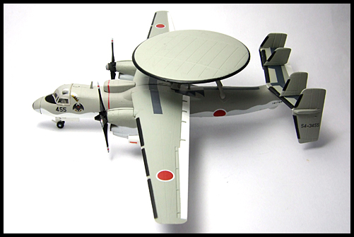 F-toys_Maritime_Patrol_Aircraft_Collection_E-2C_JASDF_5