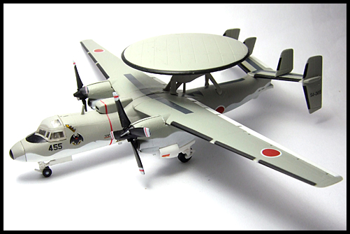 F-toys_Maritime_Patrol_Aircraft_Collection_E-2C_JASDF_8