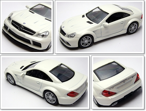 KYOSHO_AMG_Minicar_Collection_Mercedes_Benz_SL_65_Black_Series_8