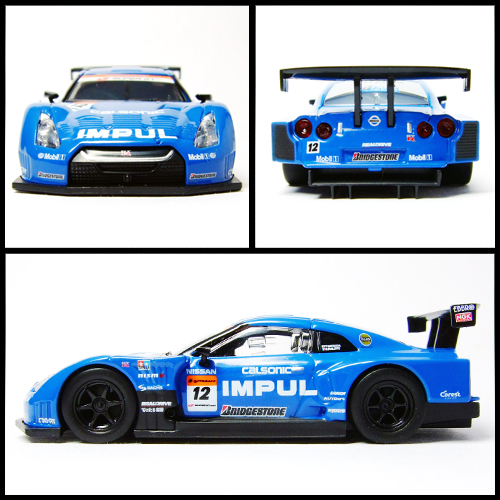 KYOSHO_2009_Super_GT_IMPUL_CALSONIC_GT-R8