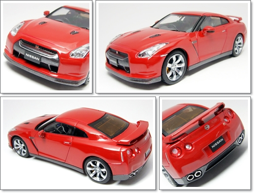 KYOSHO_NISSAN_GT-R_R35_RED16
