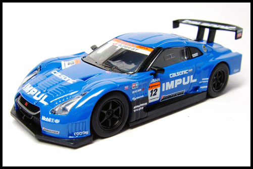 KYOSHO_2009_Super_GT_IMPUL_CALSONIC_GT-R13