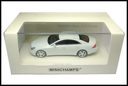 MINICHAMPS_Mercedes_Benz_CLS_Klass_Limited_Edition_2008_1