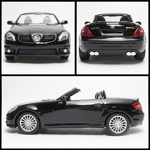 KYOSHO_AMG_Minicar_Collection_Mercedes_Benz_SLK_55_AMG_Black_8