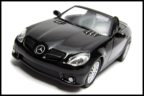 KYOSHO_AMG_Minicar_Collection_Mercedes_Benz_SLK_55_AMG_Black_4