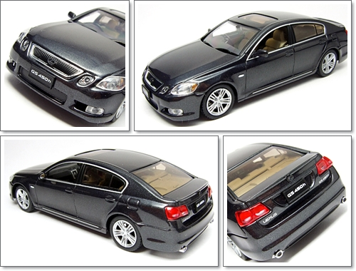KYOSHO_J-Collection_LEXUS_GS450H_Dark_Grey_metallic_10
