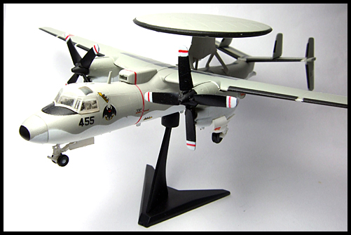 F-toys_Maritime_Patrol_Aircraft_Collection_E-2C_JASDF_35
