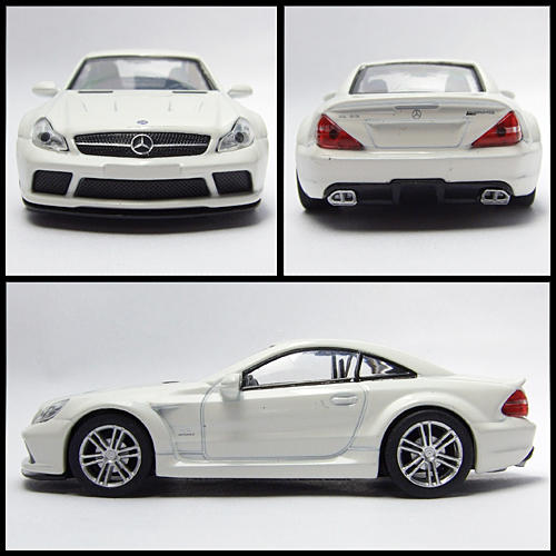 KYOSHO_AMG_Minicar_Collection_Mercedes_Benz_SL_65_Black_Series_7