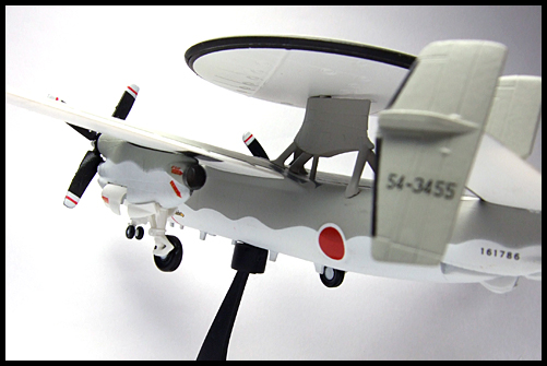 F-toys_Maritime_Patrol_Aircraft_Collection_E-2C_JASDF_21