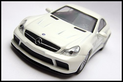 KYOSHO_AMG_Minicar_Collection_Mercedes_Benz_SL_65_Black_Series_3