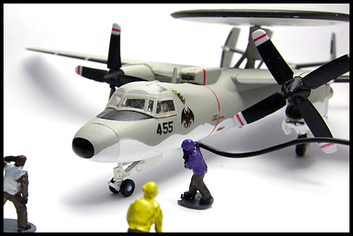 F-toys_Maritime_Patrol_Aircraft_Collection_E-2C_JASDF_25