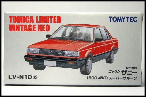 NISSAN_SUNNY_TOMICA_LIMITED_VINTAGE_NEO6