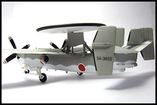 F-toys_Maritime_Patrol_Aircraft_Collection_E-2C_JASDF_3