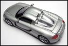 PORSCHE CARRERA GT Silver - 9